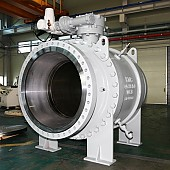 B3TR : 3 Piece Trunnion Ball valve