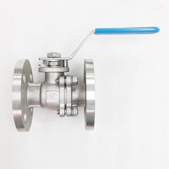 B2FO : 2 Piece floating Ball valve